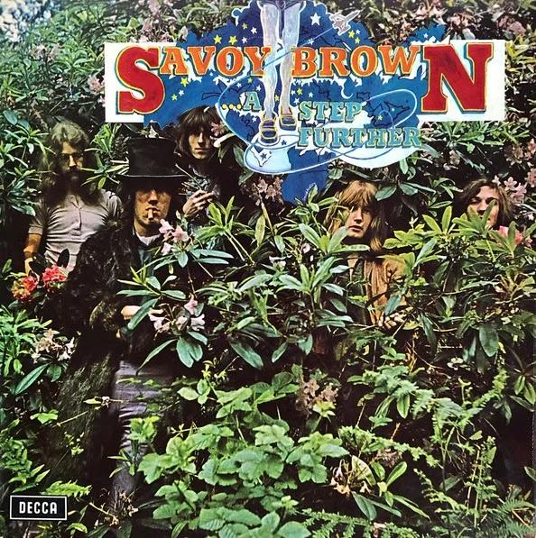 Savoy Brown - A Step Further (1969, Blues/Blues Rock)