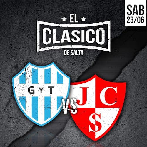 Se juega el clásico con más historia de Salta #Alboys vs #LaJockera