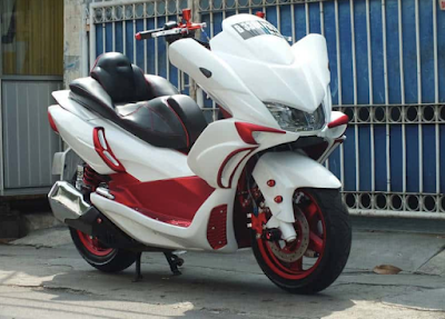 Modifikasi Spion Motor Nmax