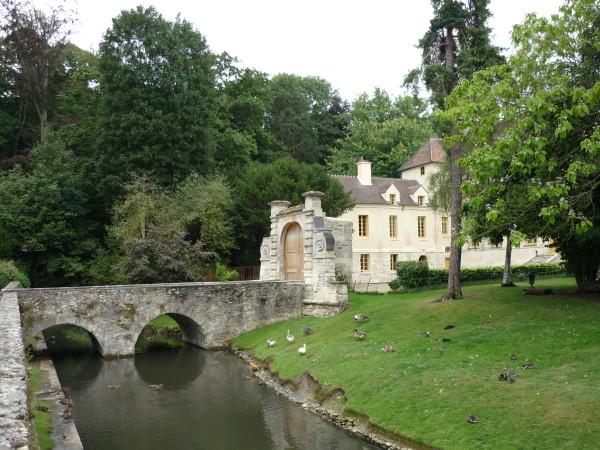 Chateau du pont Louveciennes