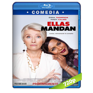 Ellas mandan (2019) BRRip 720p Audio Ingles 5.1 Subtitulada