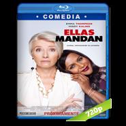 Ellas mandan (2019) BRRip 720p Audio Ingles 5.1 Subtitulada
