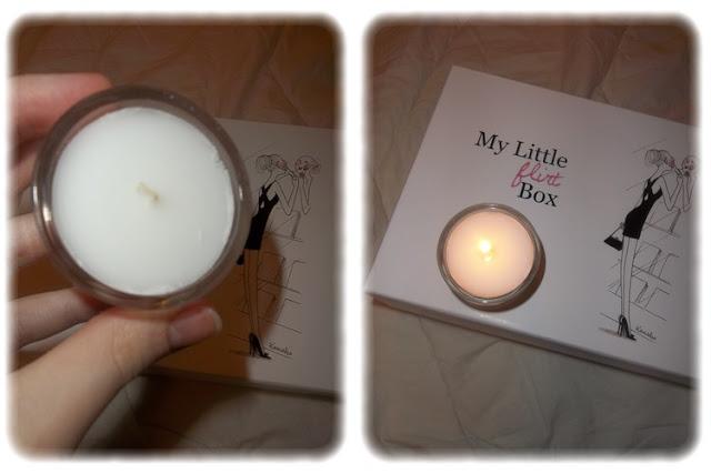 Bougie Relaxante Aromachologie - L'Occitane - My Little Box Février 2012