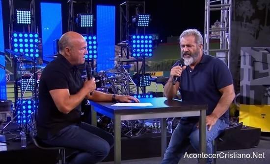 """Mel Gibson, comentó su nueva película """"La Resurrección"""""""