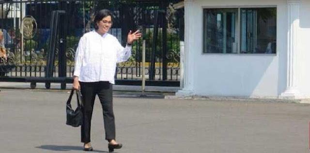 Fix, Sri Mulyani Tetap Jabat Menteri Keuangan Kabinet Kerja Jokowi