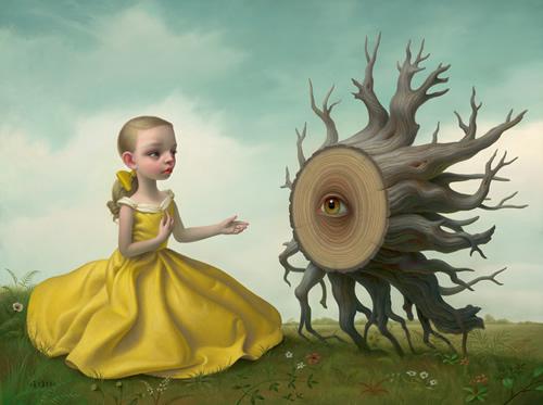 Mark Rydens Strange World