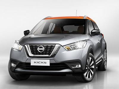 Nissan new 2016 Nissan Kicks SUV Sub 4 meter