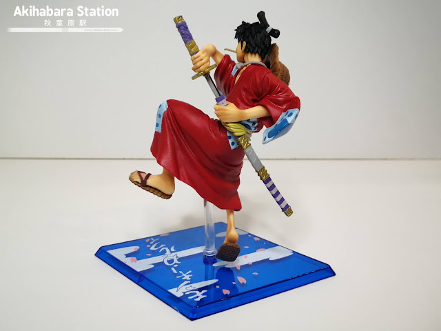 Review del Figuarts Zero Monkey D. Luffy ~ Luffytaro ~ de One Piece - ‎Tamashii Nations