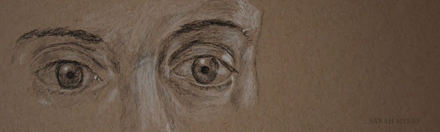 eyes, drawing, illustration, why, art, study, sarah, myers, essay, article, writing, role, artist