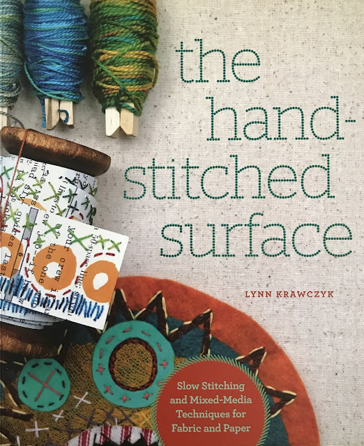 Blog Hop for Lynn Krawczyk's The Hand-Stitched Surface