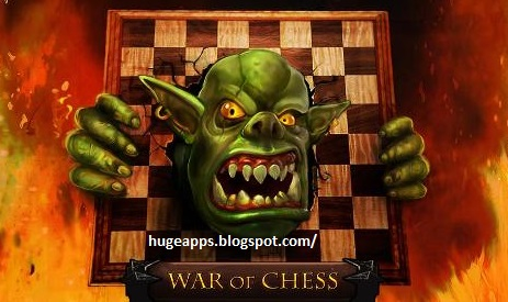 War of chess 3D full crack apk