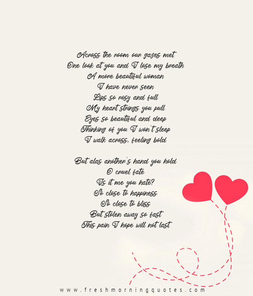 heart touching love poems for her