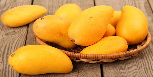 In which season does Mango come in Pakistan?
