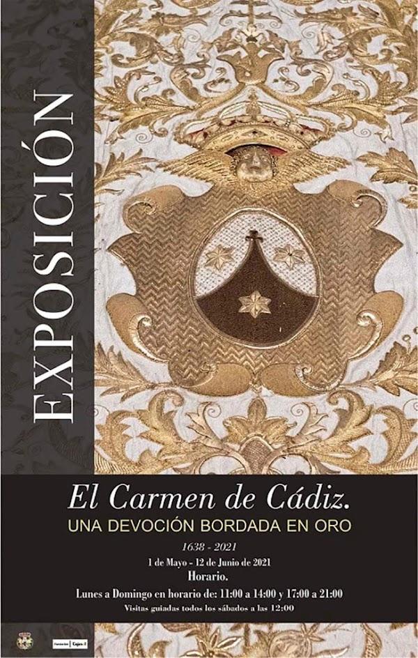 El Carmen de Cádiz inauguróe la exposición donde muestra parte de su patrimonio