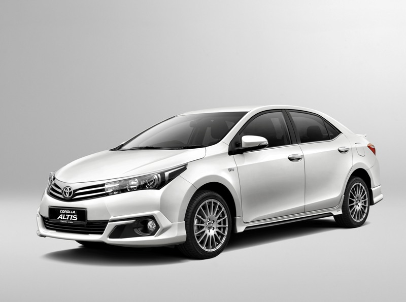 borneo motors singapore toyata corolla 50th edition sales