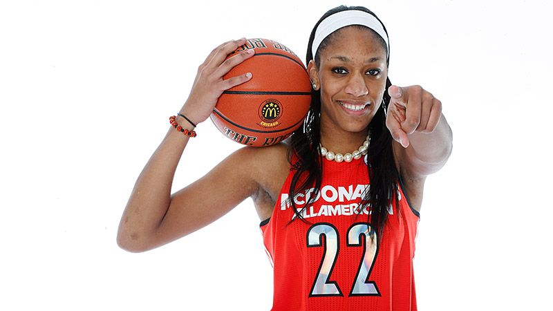 705bee8f75d WNBA s A ja Wilson Criticizes Lebron James  Lakers Paycheck  WNBA Players  Are Underpaid!