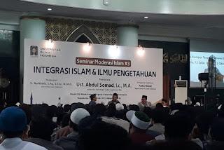 7.000 Orang Jamaah Cermati Kajian UAS di UII