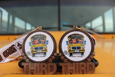 the struggle bus run 5k 10k half marathon virtual race run the struggle bus the virtual race calendar lumo run virtual running club