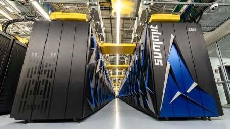 سوميت.. أسرع الحواسيب الفائقة في العالم.. يدخل ساحة المعركة ضد كورونا