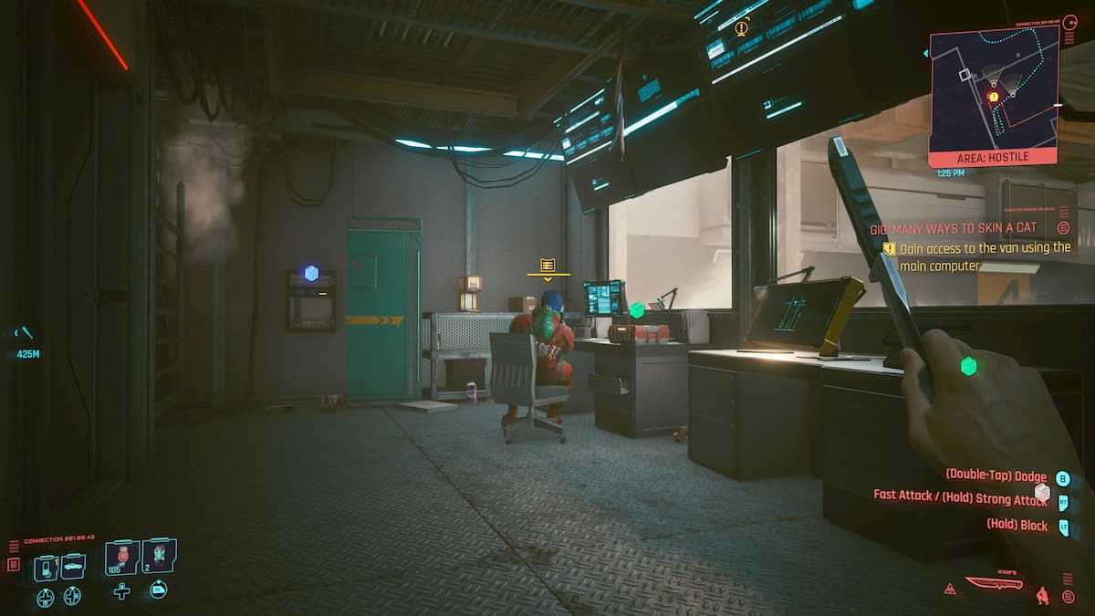 How to find throwing knives in Cyberpunk 2077?