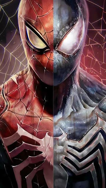 spider man background