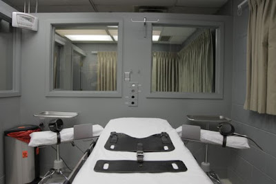 Oregon's death chamber
