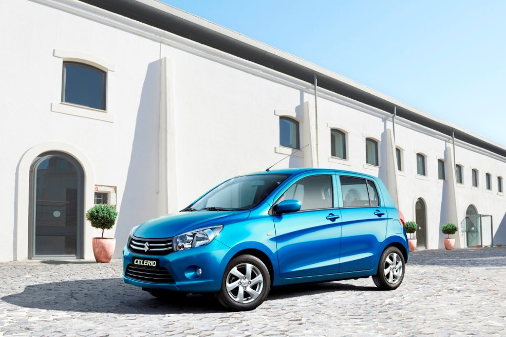 Suzuki Philippines Reveals Celerio Pricing, Launch Slated ...