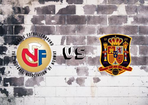 Noruega vs España  Resumen & Partido Completo