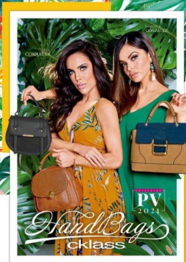 Digital online Cklass carteras y bolsas catalogo PV 2021
