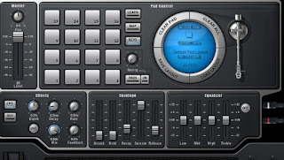 Hip-Hop pad for beat