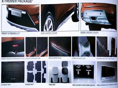 Gambar Tampilan Nissan X-Trail Terbaru