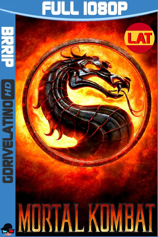 Mortal Kombat (1995) BRRip 1080p Latino-Ingles MKV