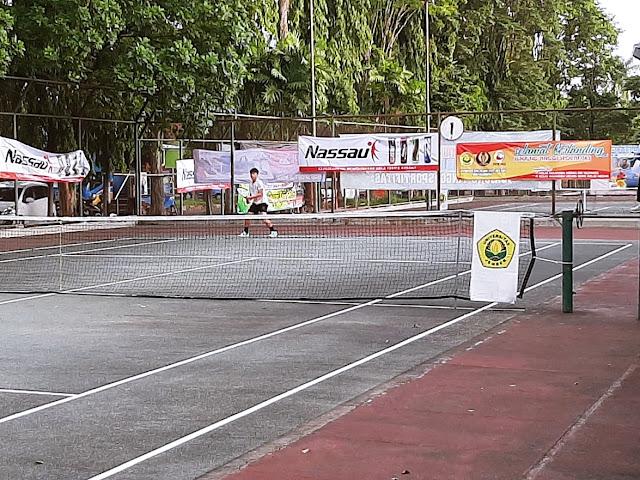 Kejurprov Tenis Jatim: Hasil Hari Kedua, Sabtu 21 Desember 2019