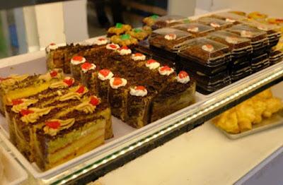 Bakery shop terlegkap di Bogor