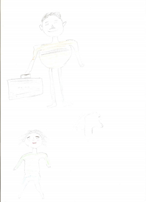 رسم الحالة السادسة