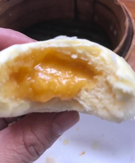 Secret Kitchen Express, Doncaster, custard buns