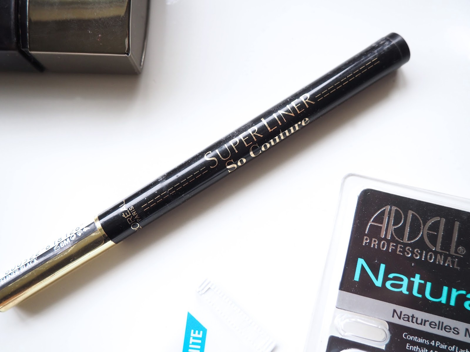 It's Cultured - Seven Beauty Products I Can't Live Without including L'Oreal Liquid Eyeliners