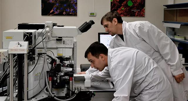 """بالصور.. علماء روس يكشفون عن شكل فيروس """"كورونا"""""""