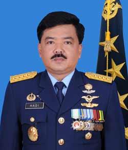 Profil dan Biodata Hadi Tjahjanto Panglima TNI Baru
