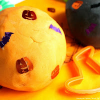 Playdough - Halloween Activities for Kids