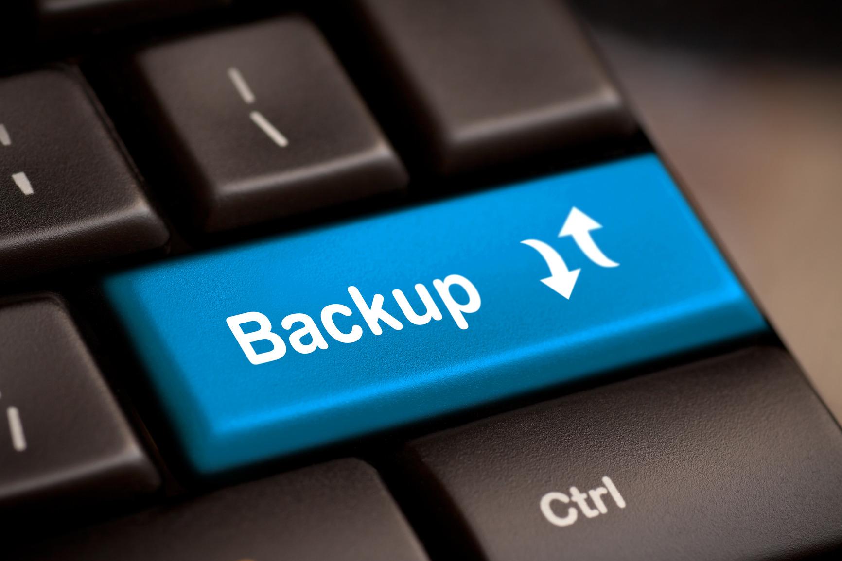Τι είναι το backup και σε τι μπορεί να βοηθήσει σε αυτό το cloud;
