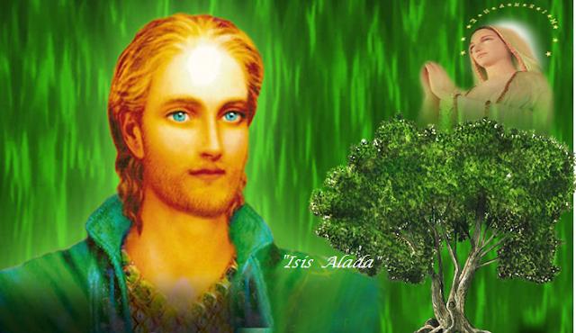 Resultado de imagen de madre divina blog isis alada