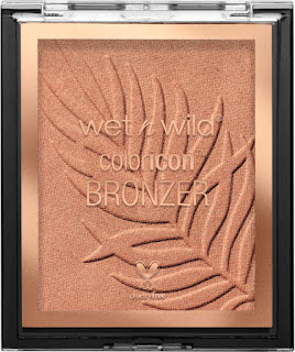 Top 4 Drugstore Face and Body Bronzers For Pale Skin | the Wet n Wild's Color Icon Bronzer