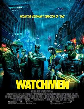 Watchmen 2009 Dual Audio [Hindi-English]