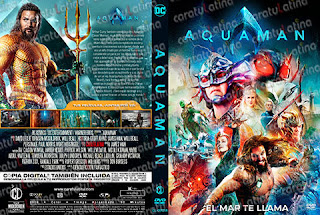 Aquaman - Cover DVD