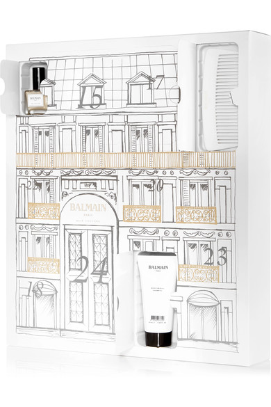Ana Maddock- Balmain Hair Couture Advent Calendar- Luxury