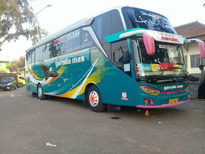 Foto Bus Garuda Mas Ababil