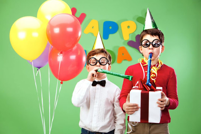 idées et jeux de fête d'anniversaire pour enfants.
