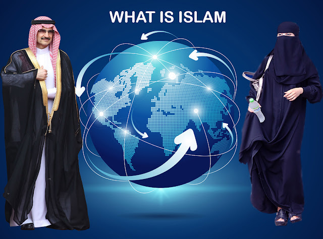 What is Islam,Islam