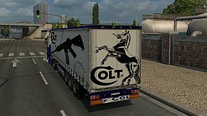 Colt Defense trailer mod